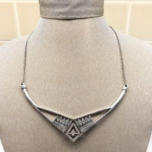 American Eagle tribal necklace